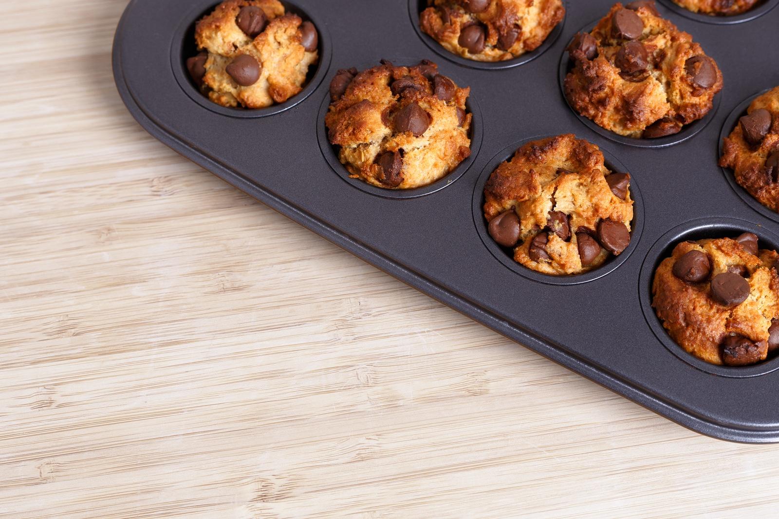 Muffins Background